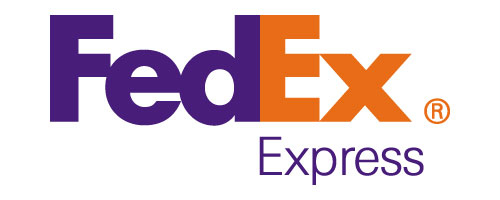 FedEx logo as an icon